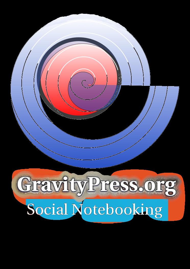 gravity Press Logo transparent